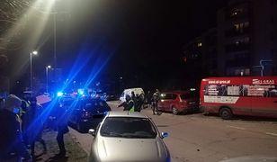 Nocny rajd pijanego kierowcy w Szczecinie