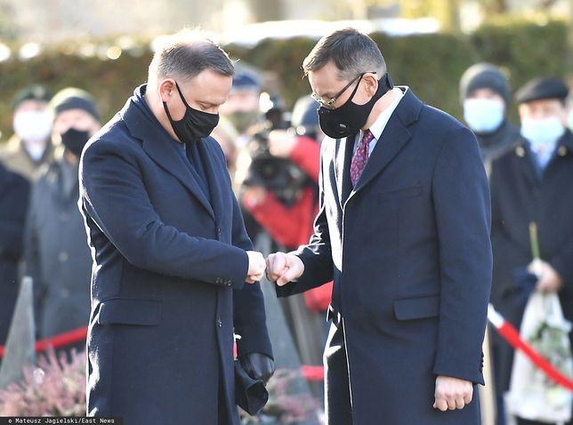 To drugie w ostatnim czasie spotkanie prezydenta i premiera
