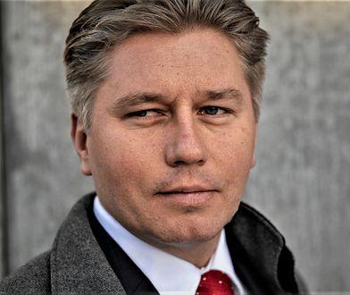 Prof. Marcin Matczak z Wydziału Prawa i Administracji UW