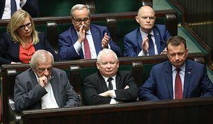 Sejm. Posłowie poparli kandydatów zgłoszonych przez PiS na sędziów Trybunału Konstytucyjnego