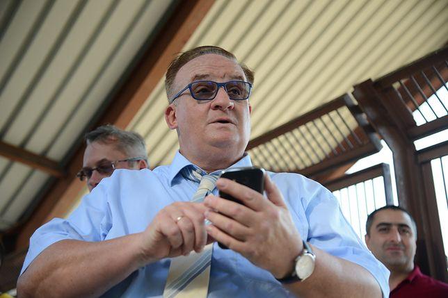 Jacek Saryusz-Wolski nie pierwszy raz uderza w środowisko PO
