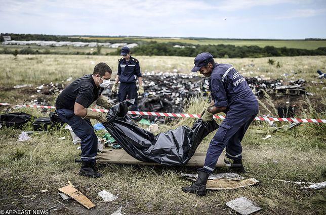 Pięć lat od tragedii lotu MH17