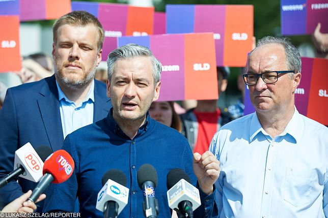 """Biedroń apeluje do Morawieckiego ws. manifestacji w Białymstoku. """"Powinien tam być"""""""