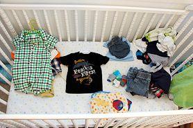 Rozmiary ubranek dla dzieci