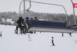 """Stoki narciarskie już otwarte. """"Trzeba zachowywać dystans"""""""