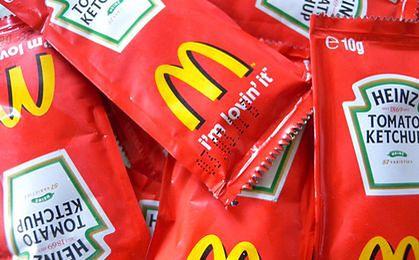 To koniec Heinza w sieci McDonald's