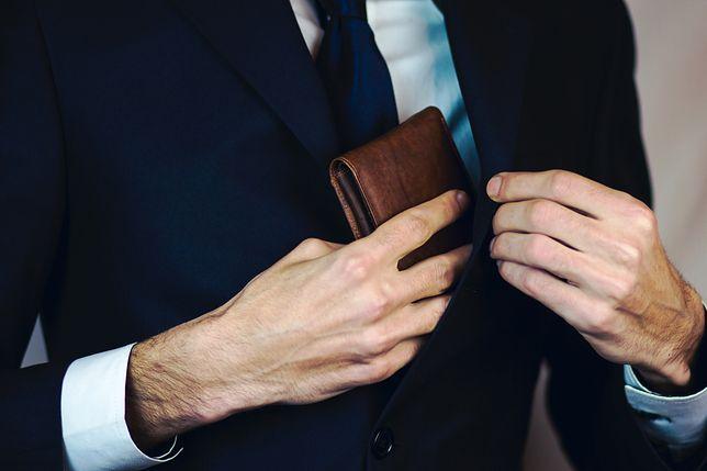 Galanteria skórzana idealna dla mężczyzny.