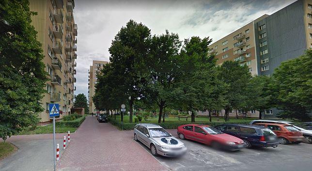 Do tragedii doszło w bloku przy ul. Żywnego w Lublinie