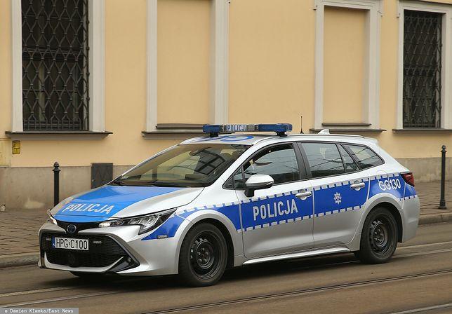 Warszawa. Wypadek pijanego kierowcy