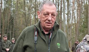 Jan Szyszko, były minister środowiska