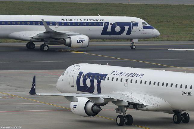 Senatorowie w najbliższej kadencji wylatają 3,2 mln zł. Najczęściej podróżować będą zapewne samolotami PLL LOT.
