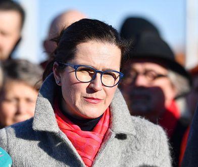 """Kampanię """"Gdańsk bez plastiku"""" Aleksandra Dulkiewicz zainaugurowała w lutym tego roku"""