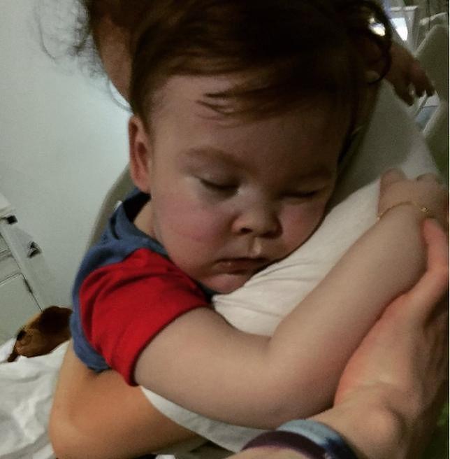 Alfie przebywa w szpitalu Alder Hey w Liverpoolu od grudnia 2016 roku