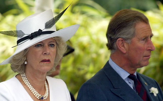 Camilla i Karol mieli trudne początki