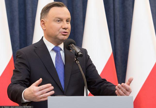 Tylko w WP. Prezydent Andrzej Duda wraca na Tik Toka. Mamy nowe nagranie