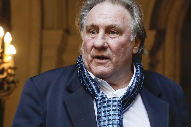 Gerard Depardieu stanowczo zaprzecza doniesieniom.
