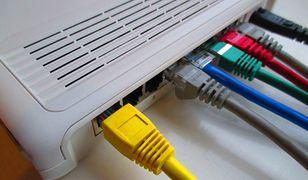Uważaj na router
