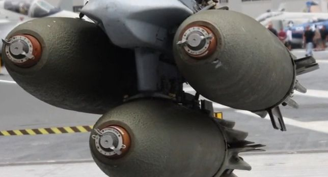 Armia USA testuje bomby nowej generacji