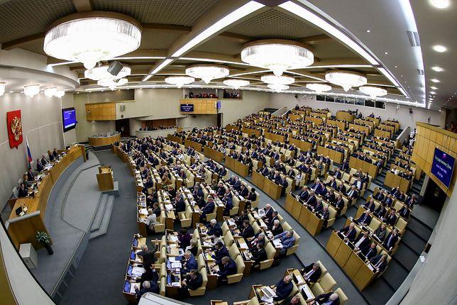 Projekt uchwały ws. paktu Ribbentrop-Mołotow i roli ZSRR podczas II wojny światowej trafił pod obrady rosyjskiej Dumy