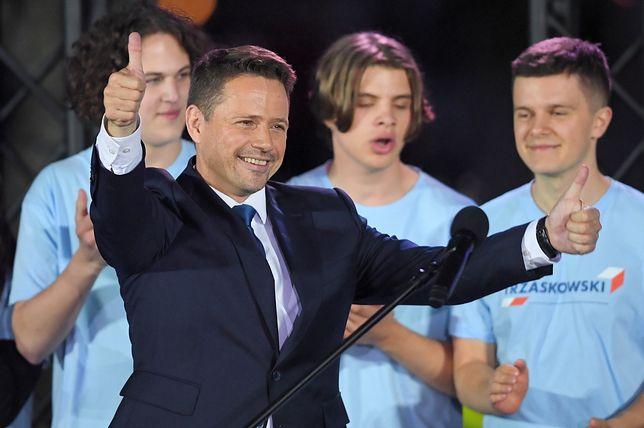 Rafał trzaskowski wygrał w województwie lubuskim. Wybory 2020