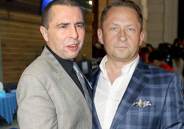 Bronisław Wildstein i Kamil Durczok kłócą się na Twitterze