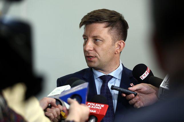 """""""Tłit"""". Michał Dworczyk gościem nowego programu WP"""