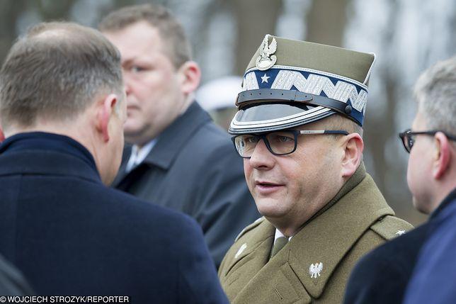 Generał Jarosław Kraszewski odchodzi z Biura Bezpieczeństwa Narodowego