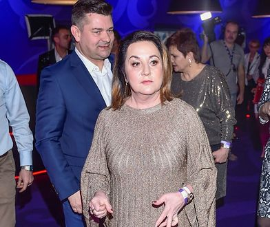Danuta Martyniuk znów broni syna
