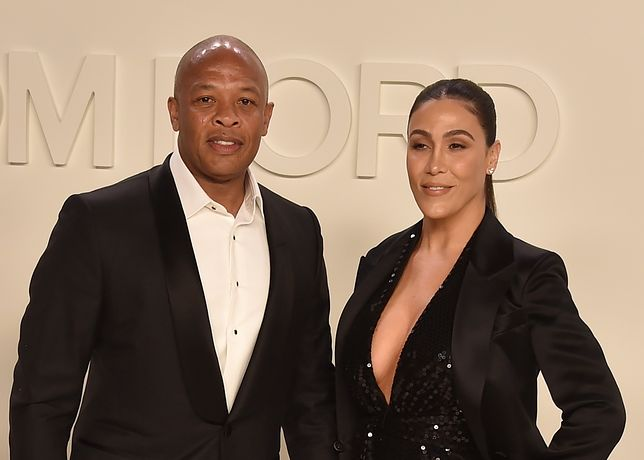 Nicole Young chce od Dr. Dre 2 mln dol. miesięcznie