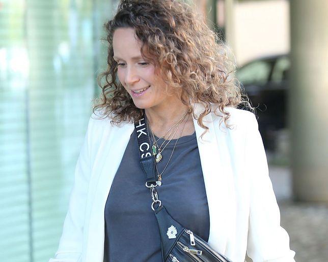 Monika Mrozowska wkrótce zostanie mamą po raz czwarty