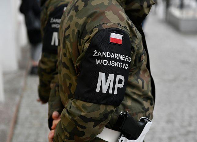 Żandarmeria Wojskowa zatrzymała sześć osób ws. korupcji na obiektach MON