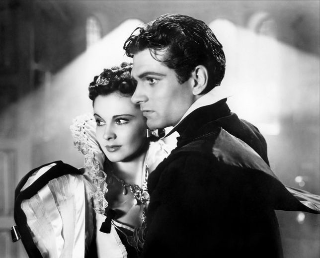 Vivien Leigh i Laurence Olivier