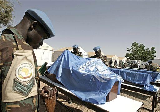 Obserwator ONZ zastrzelony w Darfurze