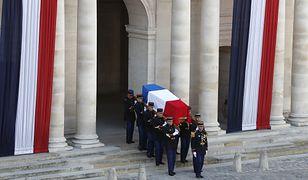 Były prezydent Jacques Chirac nie żyje. Pogrzeb