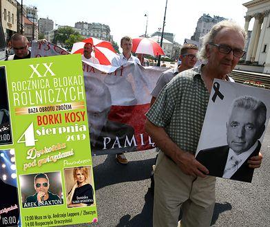 Zenek Martyniuk i Michał Wiśniewski zagrają dla weteranów rolniczych blokad Andrzeja Leppera
