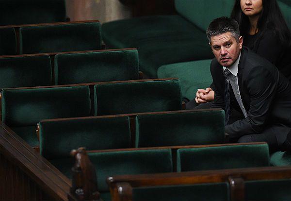 Wiceminister finansów Jacek Kapica (zdj. arch.)