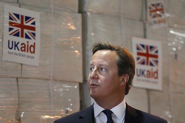 David Cameron skraca urlop w związku z egzekucją amerykańskiego dziennikarza