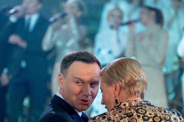 Para prezydencka opowiada się za odwołaniem prezesa TVP Jacka Kurskiego