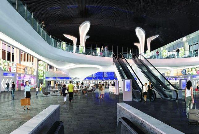 Odnowią Dworzec Centralny. Do końca 2015 roku