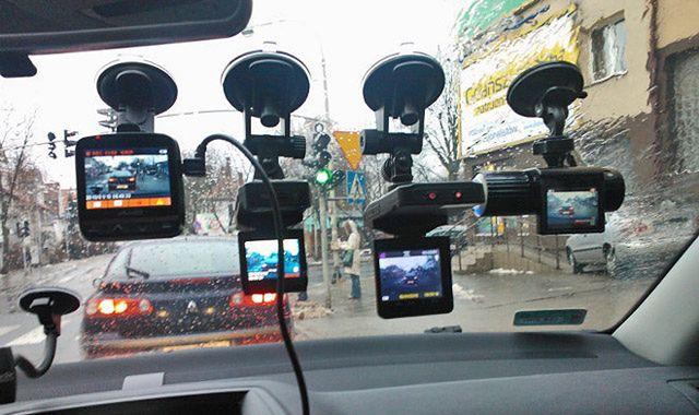 Prawo nie pozwala na wykorzystanie nagrań z kamerek samochodowych
