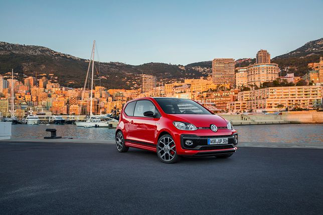 Volkswagen up! GTI