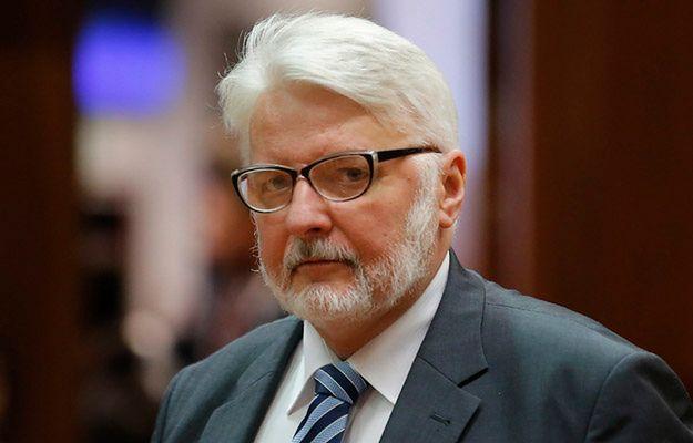 Szef MSZ Witold Waszczykowski: przekazuję wyrazy współczucia narodowi niemieckiemu