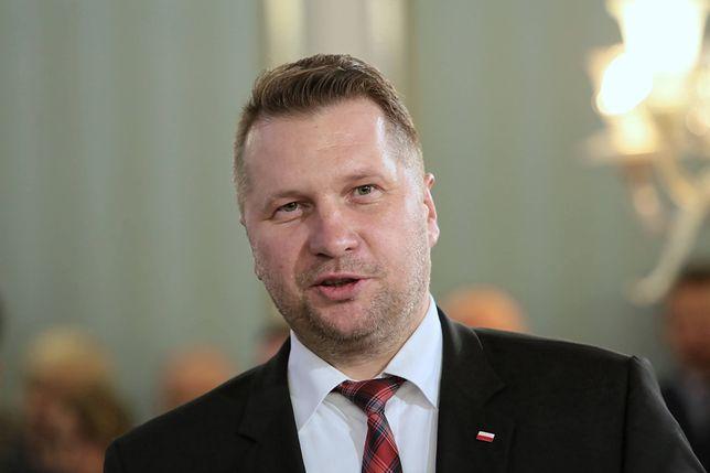 Przemysław Czarnek został profesorem Katolickiego Uniwersytetu Lubelskiego Jana Pawła II