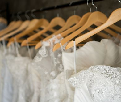Koronawirus. Pronovias rozdaje suknie ślubne w czasach epidemii.