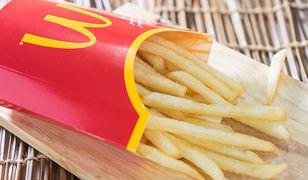 Czy frytki z McDonalds'a są uzależniające? Naukowcy postanowili to sprawdzić