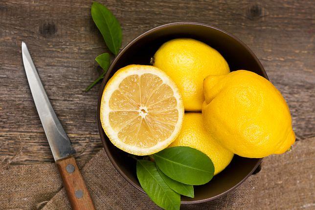 Cytryna, chociaż bardzo kwaśna, stanowi cenne źródło mikroelementów