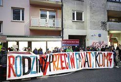 Strajk kobiet w Warszawie. Wtorkowe protesty mniej liczne