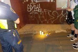 Warszawa. Dwie młode kobiety zniszczyły elewację budynku