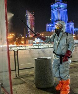 Warszawa. Rozpoczyna się ozonowanie miasta. Wykorzystają polską technologię