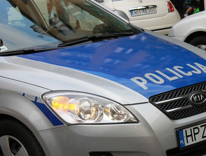 Wypadek w Łomiankach. Warszawska policja szuka świadków tragedii